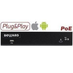 BDR24VP8 IP видеорегистратор Standalone Beward..