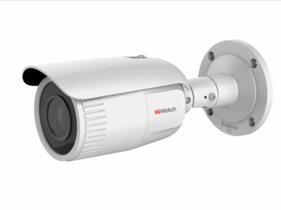 DS-I456 (2.8-12 mm) 4Мп уличная цилиндрическая IP-камера с EXIR-подсветкой до 30м HiWatch