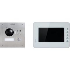 DHI-VTK-VTO2000A-VTH1560BW(S)  Комплект видеодомоф..
