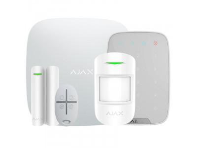 Ajax StarterKit white