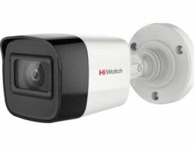 DS-T520 (С) (6 mm) HD-TVI камера HiWatch