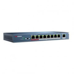 DS-3E0109P-E(C) Сетевой коммутатор Hikvision..