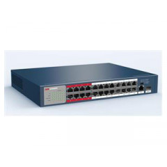 DS-3E0326P-E(B) Сетевой коммутатор Hikvision..