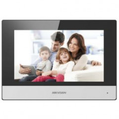 "DS-KH6320-WTE2 7"" IP видеодомофон с WI-FI  (2-х пр.."