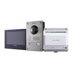 DS-KIS701 Комплект 2-х проводного видеодомофона Hi..