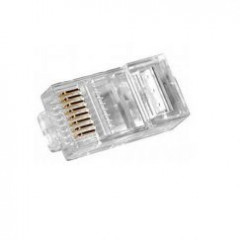 Коннектор RJ-45 Optimus (Cat-5e, 8P8C) (20 шт)..