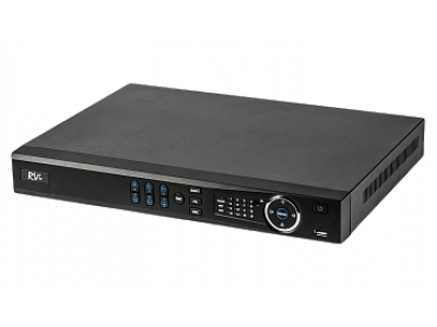 RVI-1HDR16L Мультиформатный видеорегистратор RVi