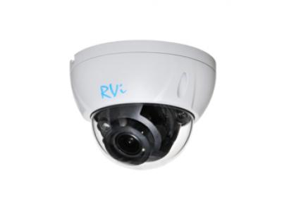 RVi-1NCD2023 (2.8-12) Купольная IP-камера видеонаблюдения RVi