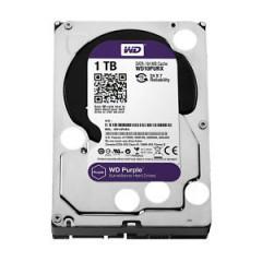 Жёсткий диск WD Purple WD10PURX, 1Тб..