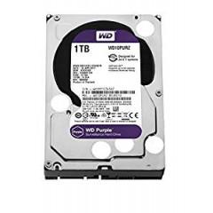 Жёсткий диск WD Purple WD10PURZ, 1Тб..