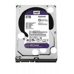 Жёсткий диск WD Purple WD20PURZ, 2Тб..