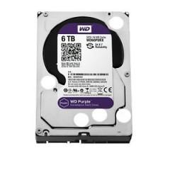 Жёсткий диск WD Purple WD60PURX, 6Тб..