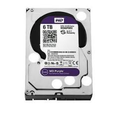 Жёсткий диск WD Purple WD60PURZ, 6Тб..