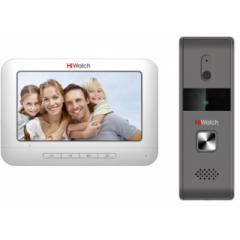 DS-D100KF Комплект видеодомофона HiWatch..