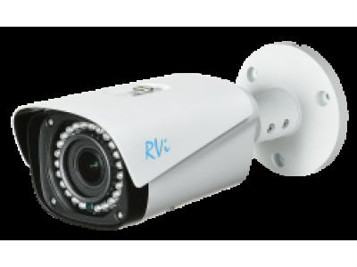 RVi-1NCT2075 (2.7-13.5) white Уличная IP-камера видеонаблюдения RVi