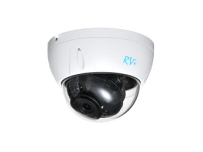 RVi-1NCD2020 (2.8) Купольная IP-камера видеонаблюдения RVi